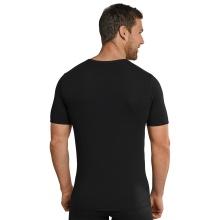 Schiesser Tshirt 95/5 schwarz Herren