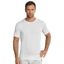Schiesser Tshirt 95/5 weiss Herren