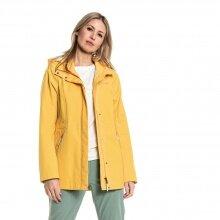 Schöffel Übergangsjacke Eastleigh (wind- und wasserdicht) gelb Damen