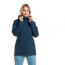 Schöffel Übergangsjacke Eastleigh (wind- und wasserdicht) dunkelblau Damen