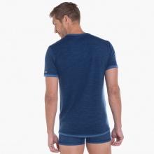 Schöffel Sport-Tshirt Merino Sport Unterwäsche blau Herren