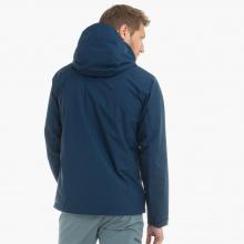 Schöffel Wander-Funktionsjacke ZipIn! Vancouver3 (wasserdicht) dressblau Herren