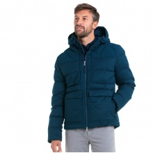 Schöffel Winterjacke Boston 2020 blau Herren