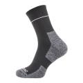 Sealskinz Socke Solo Quickdry Ankle 2018 schwarz/weiss Herren/Damen 1er