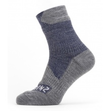 Sealskinz Sportsocke Ankle Wasserdicht All Wetter navy 1er