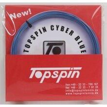 Besaitung mit Topspin Cyber Blue