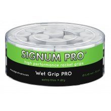 Signum Pro Wet Pro Overgrip 30er Box weiss