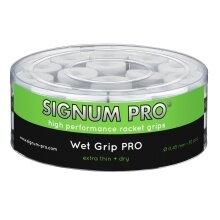 Signum Pro Overgrip Wet Pro 0.45mm weiss 30er Box
