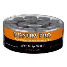 Signum Pro Overgrip Wet Soft grau 30er Box