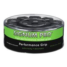 Signum Pro Overgrip Performance schwarz 30er Box