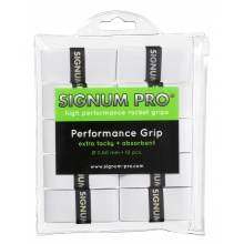 Signum Pro Performance Overgrip 10er weiss