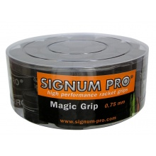 Signum Pro Overgrip Magic 0.75mm schwarz 30er Box