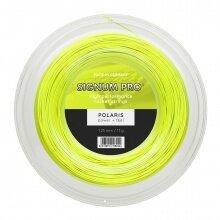 Signum Pro Tennissaite Polaris (Haltbarkeit+Power) neongelb 100m Rolle