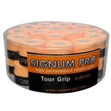 Signum Pro Tour 0.5mm Overgrip 30er orange
