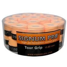 Signum Pro Overgrip Tour 0.5mm orange 30er Box