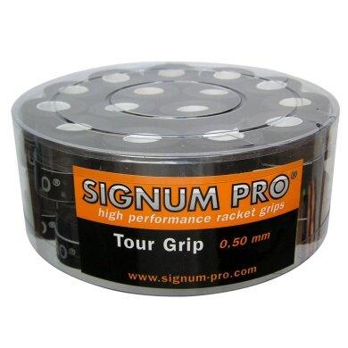 Signum Pro Tour Overgrip 30er schwarz