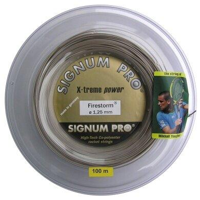 Signum Pro Firestorm gold 100 Meter Rolle