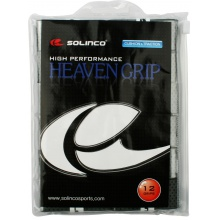 Solinco Heaven Overgrip 12er grau