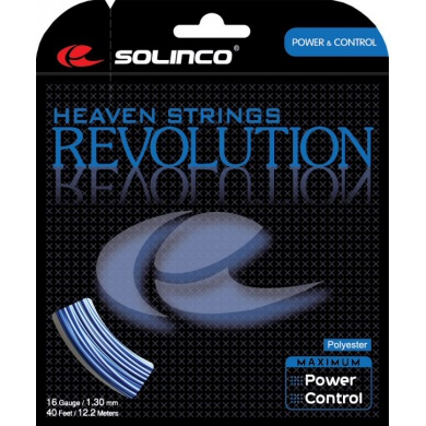 Solinco Revolution blau Tennissaite