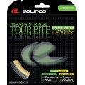 Solinco Hybrid Tour Bite & Vanquish Tennissaite