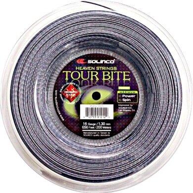 Solinco Tour Bite Diamond Rough 200 Meter Rolle