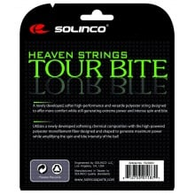 Solinco Tour Bite SOFT silber Tennissaite 12m Set