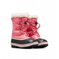 Sorel Yoot Pac Nylon pink Winterschuhe Kinder
