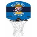 Spalding Korb NBA Miniboard Oklahoma City