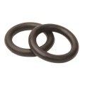 Speedminton® Windring (Gumminring) schwarz 2er
