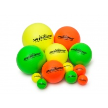 Speedminton® PlayBall by Dragonskin® 16cm neongelb