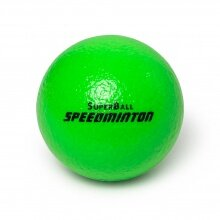 Speedminton® SuperBall by Dragonskin® 9cm neongrün