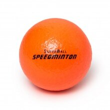 Speedminton® SuperBall by Dragonskin® 7cm neonorange