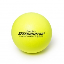 Speedminton® PlayBall by Dragonskin® 12cm neongelb