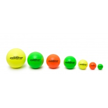 Speedminton® SuperBall by Dragonskin® 9cm neonorange