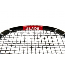 Speedminton® Schläger Blade (Carbon/Kevlar) 143g - besaitet -