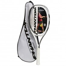 Speedminton® Schläger Phantom (Carbon/Graphite) - besaitet -