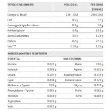 Sponser Protein Drink Erdbeere/Cranberry 6x330ml Karton
