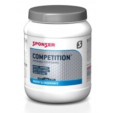 Sponser Energy Competition Zitrone 1000g Dose