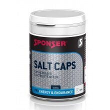 Sponser Energy Salt Caps 120 Stück Dose