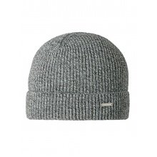 Stöhr Mütze (Beanie) Murf grau/weiss Herren 1er