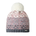 Stöhr Mütze (Pompon) Toft rosa Damen 1er
