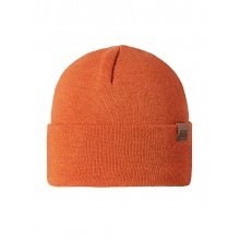 Stöhr Mütze (Beanie) Foleg orange Herren 1er