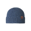 Stöhr Mütze (Beanie) Jo blau Herren 1er