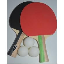 Sunflex Tischtennisschläger PING Set