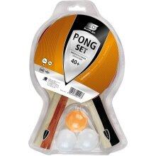 Sunflex Tischtennisschläger PONG Set