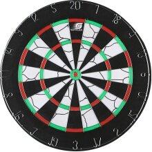 Sunflex Dartscheibe Tournament inkl. 6 Darts