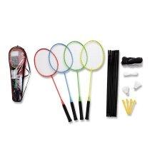 Sunflex Badminton Matchmaker 4er Set