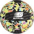 Sunflex Beach- und Funball Neopren 21cm bunt