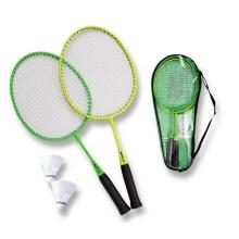 Sunflex Federball Set Match JUNIOR (2x Schläger, 2x Bälle, 1x Tasche)