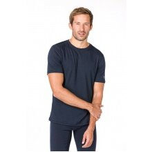 super natural Tshirt Base 140g navy Herren